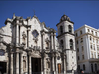 Catedral of San Cristobal on the Cathedral Plaza