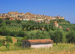 Chianciano Terme in der Toskana