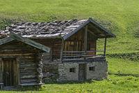 Almhütten  in Südtirol