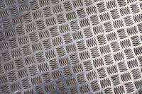Oberfläche von einem Riffelblech