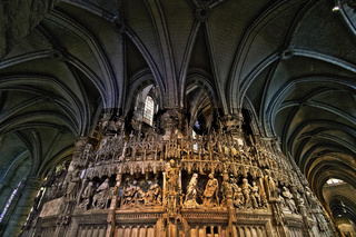 Kathedrale Notre-Dame de Chartres, Centre, France