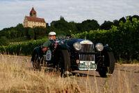 Morgan 4-4 Le Mans 1938