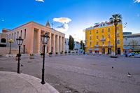 Gaje Bulata square in Split view