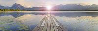 Auszeit und Erholung am See
