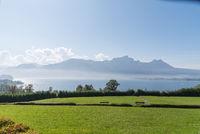 Mondsee in Österreich - Urlaubsziel Seengebiet