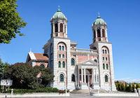 Roman Catholic basilica