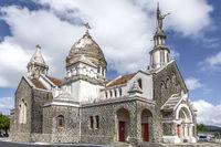 Church of  Balata Martinique West Indies