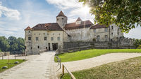 the castle of Burghausen Bavaria Germany