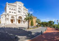 Monaco Saint Nicholas Cathedral