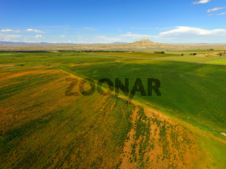 Wind River Reservation Wyoming Crowheart Butte