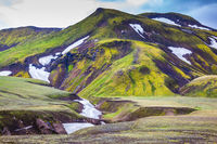 Magnificent Iceland in summer