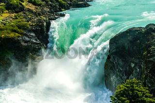 Salto Grande waterfall