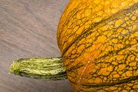 pumpkin abstract background