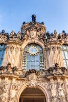 Glockenspiel Zwinger in Dresden