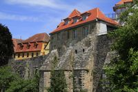 The western town gate, Rothenburg ob der Tauber