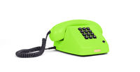 Vintage telephone - Green