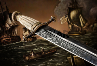 Slavic Dagger