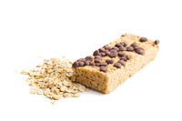 Oat protein bar.