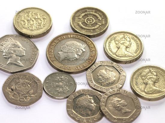 Foto British Coins Britische Muenzen Bild 993245