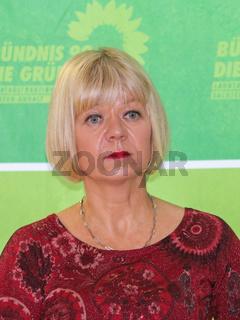 Cornelia Lüddemann  Fraktionsvorsitzende Bündnis 90 - Die Grünen im Landtag von Sachsen-Anhalt
