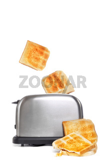 flying toast
