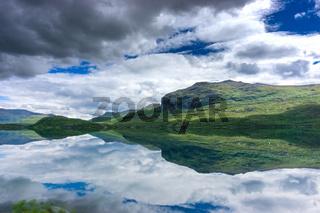 Landschaft in Jotunheimen-16