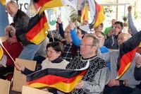 Olympia- Public Viewing in Breitnau