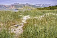 Beach At Sommaroy Island, Tromso, Norway