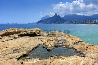 Landscape of Rio de Janeiro
