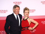 Die Premiere des Films 'Morning Glory' mit Harrison Ford und Rachel McAdams in Berlin am 9.01.2011