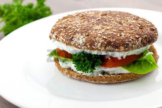 Fruehstuecksbroetchen / breakfast bap