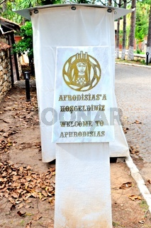 WELCOME TO APHRODISIAS