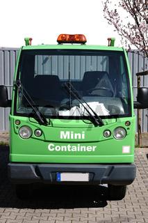 Transporter Mini Container