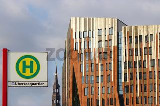 Ueberseequartier in Hamburg