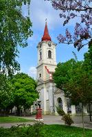Kikinda catholic church