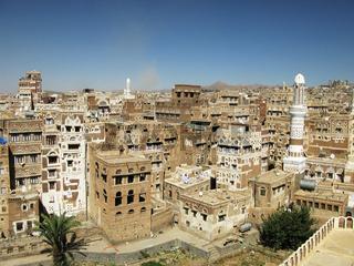 Sanaa old city, Yemenia