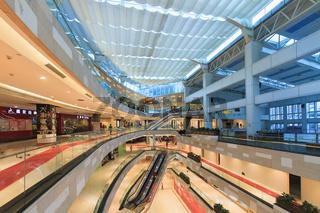 Interior Of Zhonghua City Mall