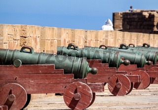 Cannons of Essaouira