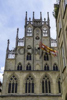 Historisches Rathaus, Münster, NRW