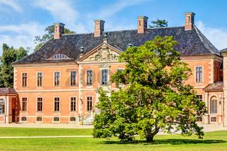 Schloss Bothmer bei Klütz in Mecklenburg-Vorpommern