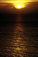 Sonnenuntergang, Malaysia