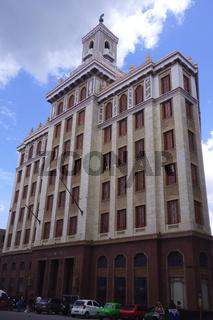 Bacardi Gebäude,Havanna