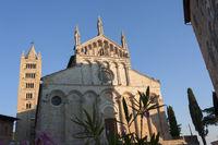 Cathedral San Cerbone in Massa Marittima, Toskana, Italien