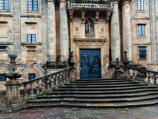 Monastery San Martino Pinario, Santiago de Compostela, Spain