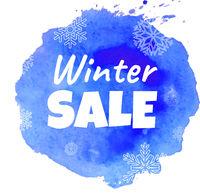 Winter Sale Blot