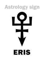 Astrology: planet ERIS