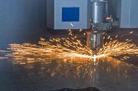 Schneiden mit Lasertechnik