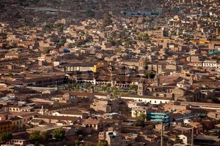 Ayacucho Luftaufnahme / Aerial Photo