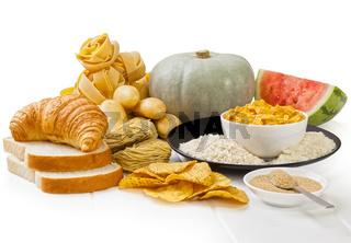 High Glycaemic Index Foods