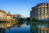 River il in Strasbourg